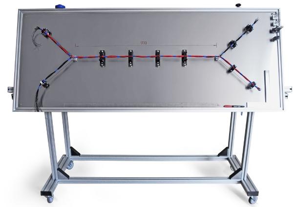 стол монтажный для производства жгутов