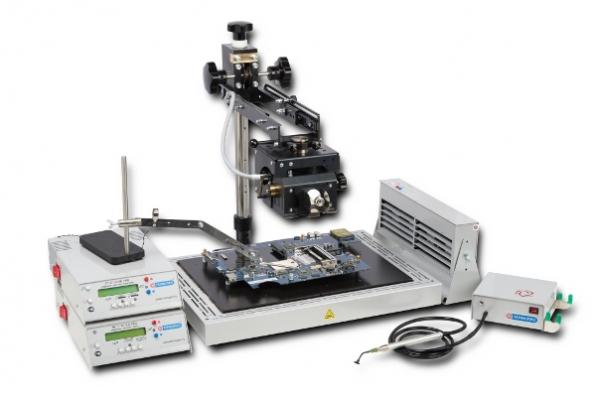 Инфракрасная паяльная станция ИК-650ПРО
